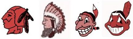 Evolution of the Cleveland Indians Chief Wahoo Logo